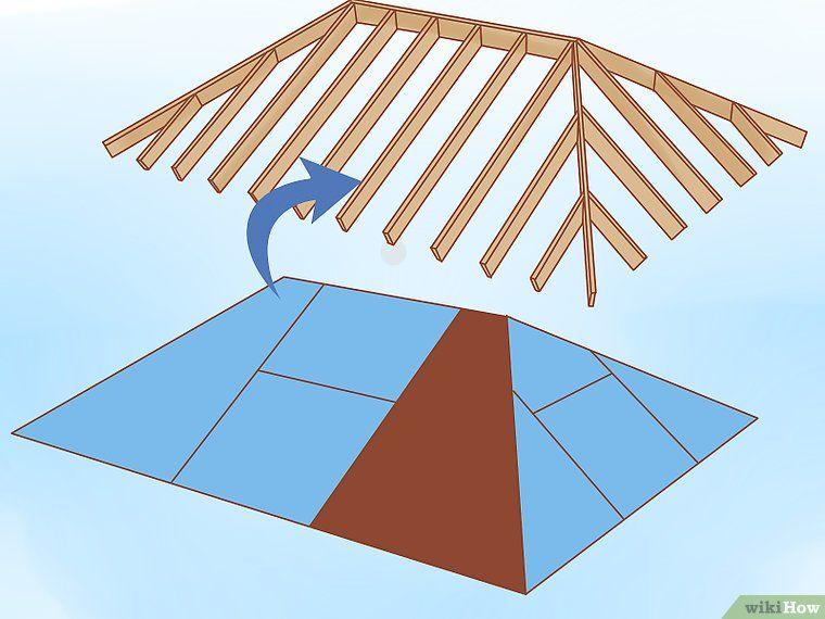 Build a Hip Roof