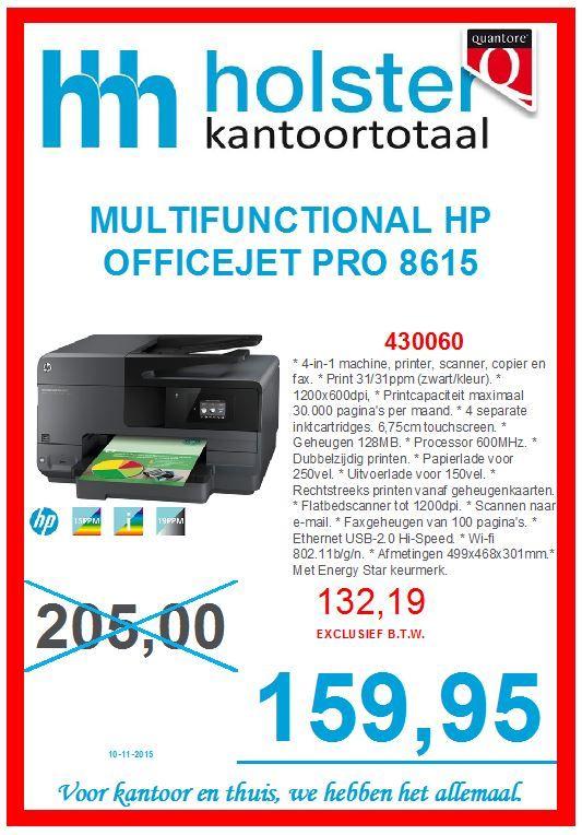 Mooie printer met hoog print rendement