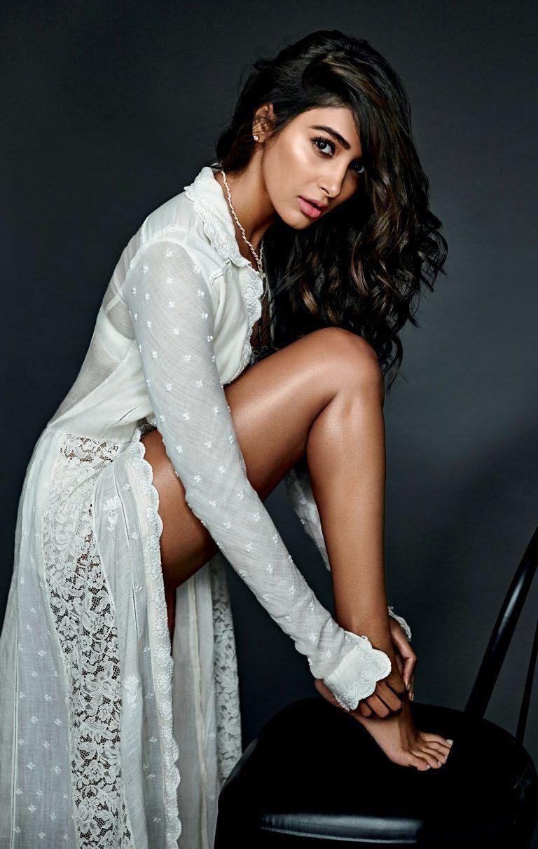 Indian Actress Pooja Hegde  Pooja Hegde  Pinterest -2284