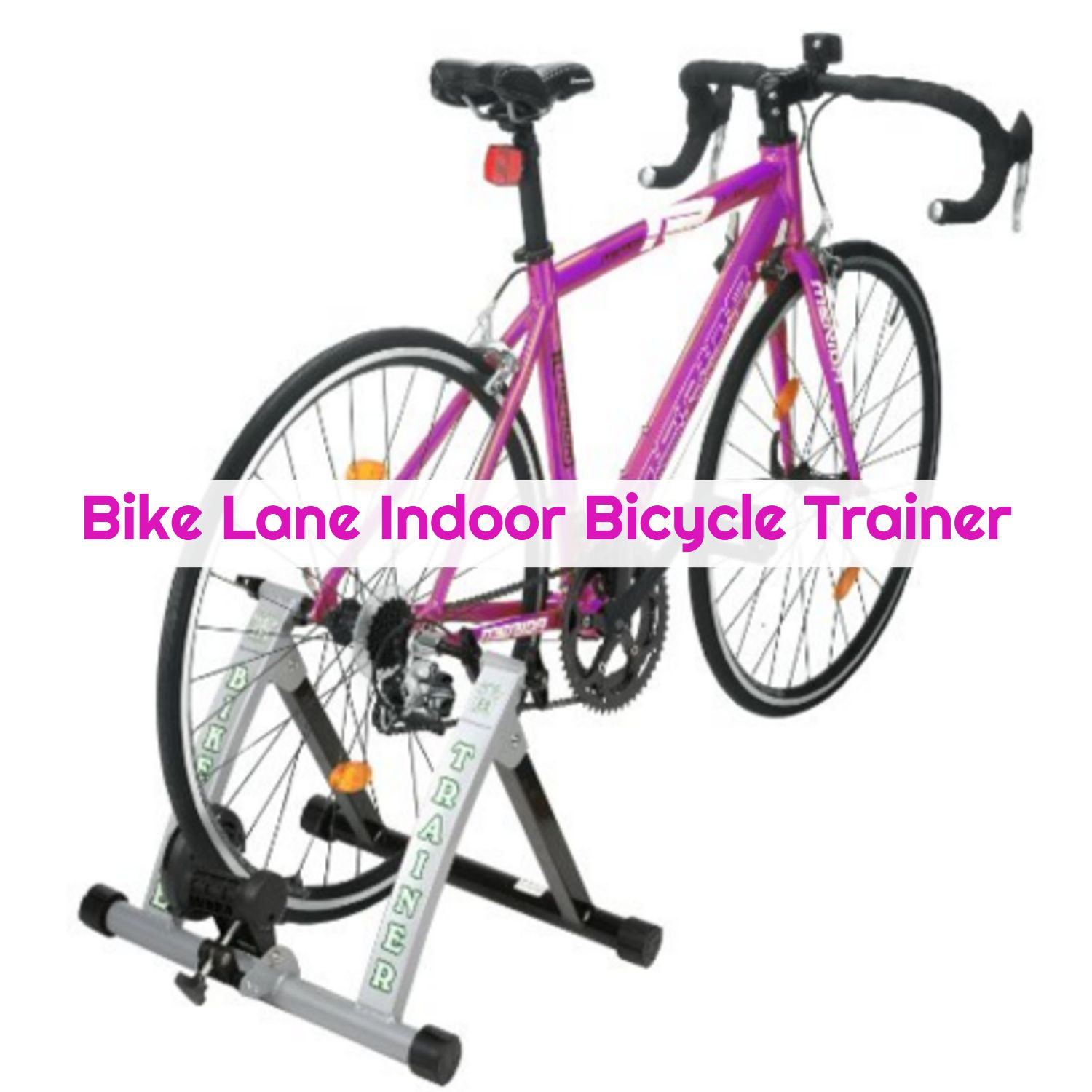 How To Turn Your Bicycle Into An Indoor Exercise Bike Bike