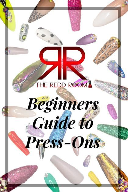 how to put magazine print on your nails