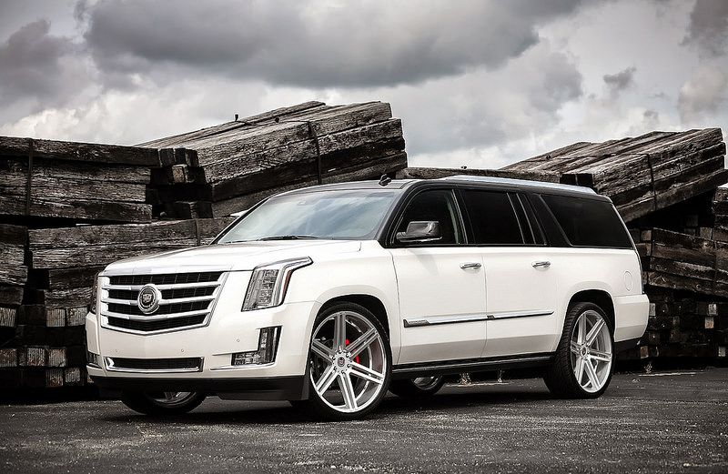Cadillac Escalade On 26″ By Gianelle Wheels | via Blogger if… | Flickr