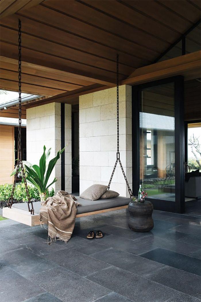 Inspiration: Die perfekte Gartenlounge Lilaliv,  #die #gardengarageideasbackyards #Gartenloun…