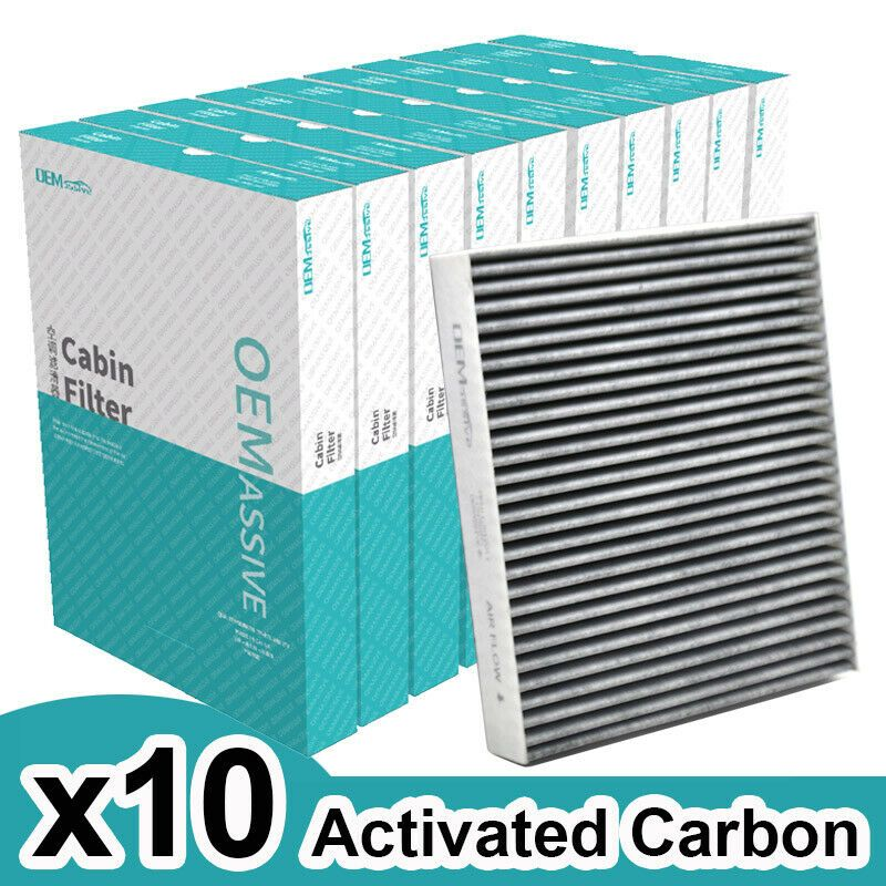 Sponsored Ebay 10x Car Cabin Air Filter For Ford Focus Galaxy