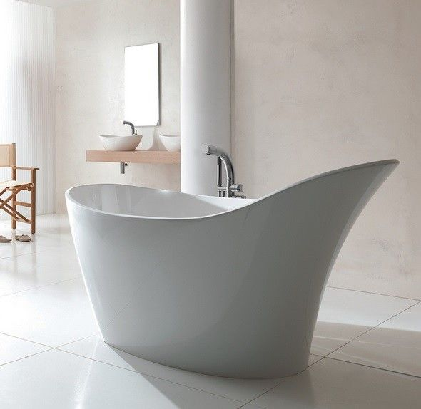 Victoria and Albert Amalfi Bath - Stylish and contemporary, a beautiful addition to any bathroom