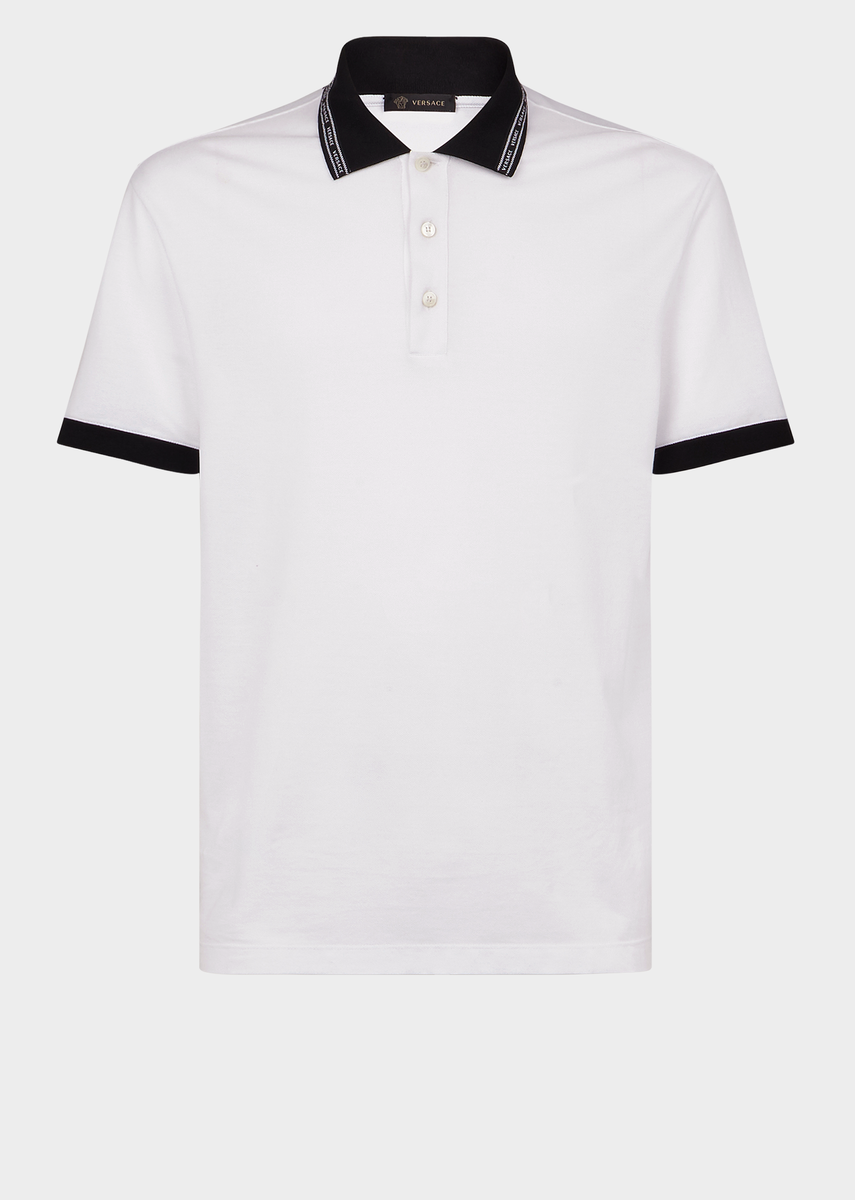71760bfbdd Nastro Versace Polo Shirt for Men | US Online Store in 2019 | FUTURE ...