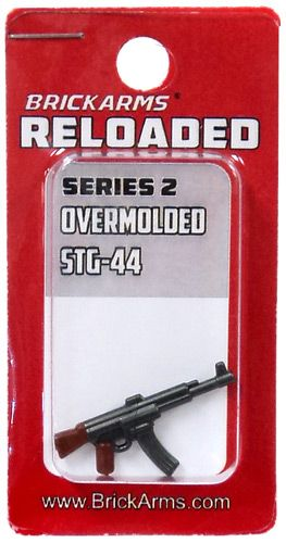 Brickarms Value Pack #4 Scale Guns for Lego Minifigures