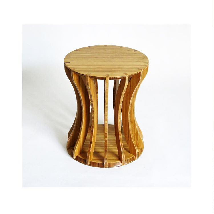Details Of Our Bamboo Stool Bringing A Bit Of Zen Into Your