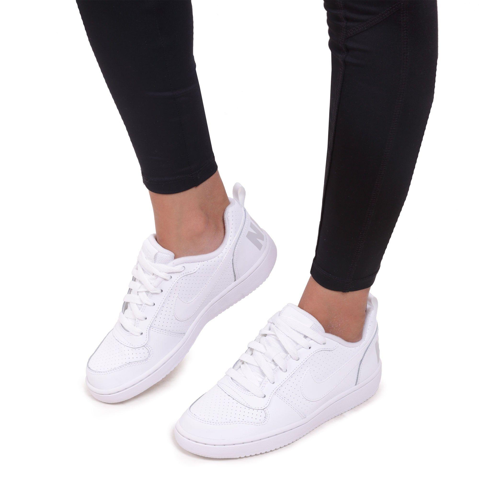 Nike Women S Court Borough Low Basketball Shoes Review