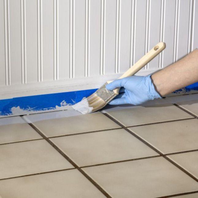 Rust-Oleum Home 1 qt. Sandstone Interior Floor Bas