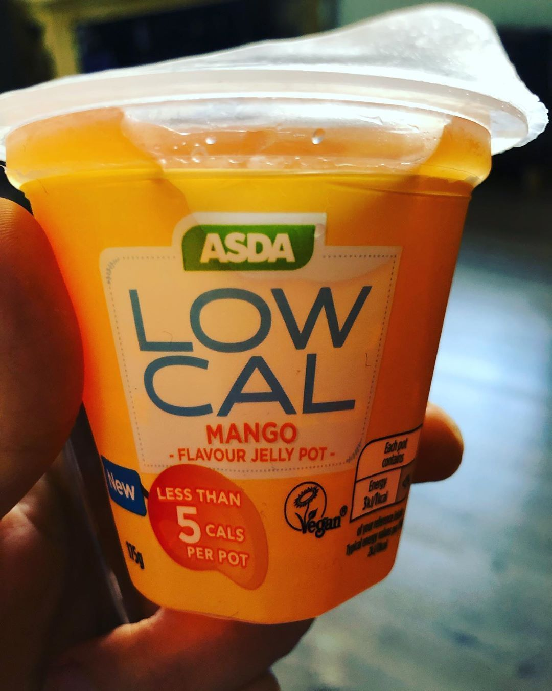 Last of the new flavour jelly at Asdas and this one is also a winner!  #balanced