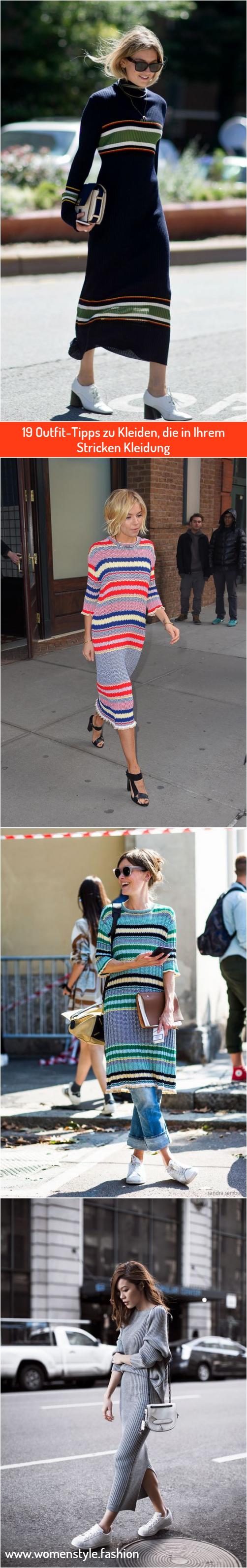 19 Outfit Tipps Zu Kleiden Die In Ihrem Stricken Kleidung In 2020