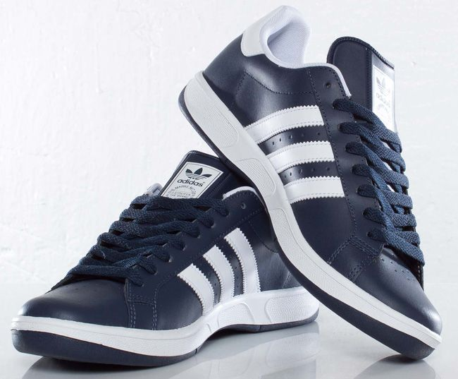 "sports shoes f0c3e 881c1 adidas Originals Grand Prix ""New Navy"""