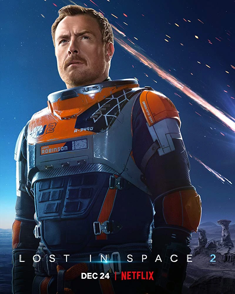 John Robinson Netflix Lost In Space Wiki Fandom 2020 トビー