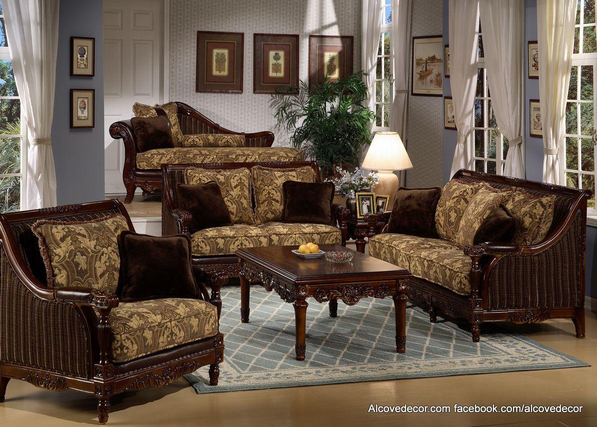 Homey Design HD 208 Sofa set facebook.com/alcovedecor we ...