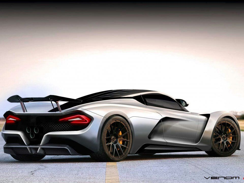Venom F5 Fastest Car In The World 300mph Wow Hennessey Venom Gt