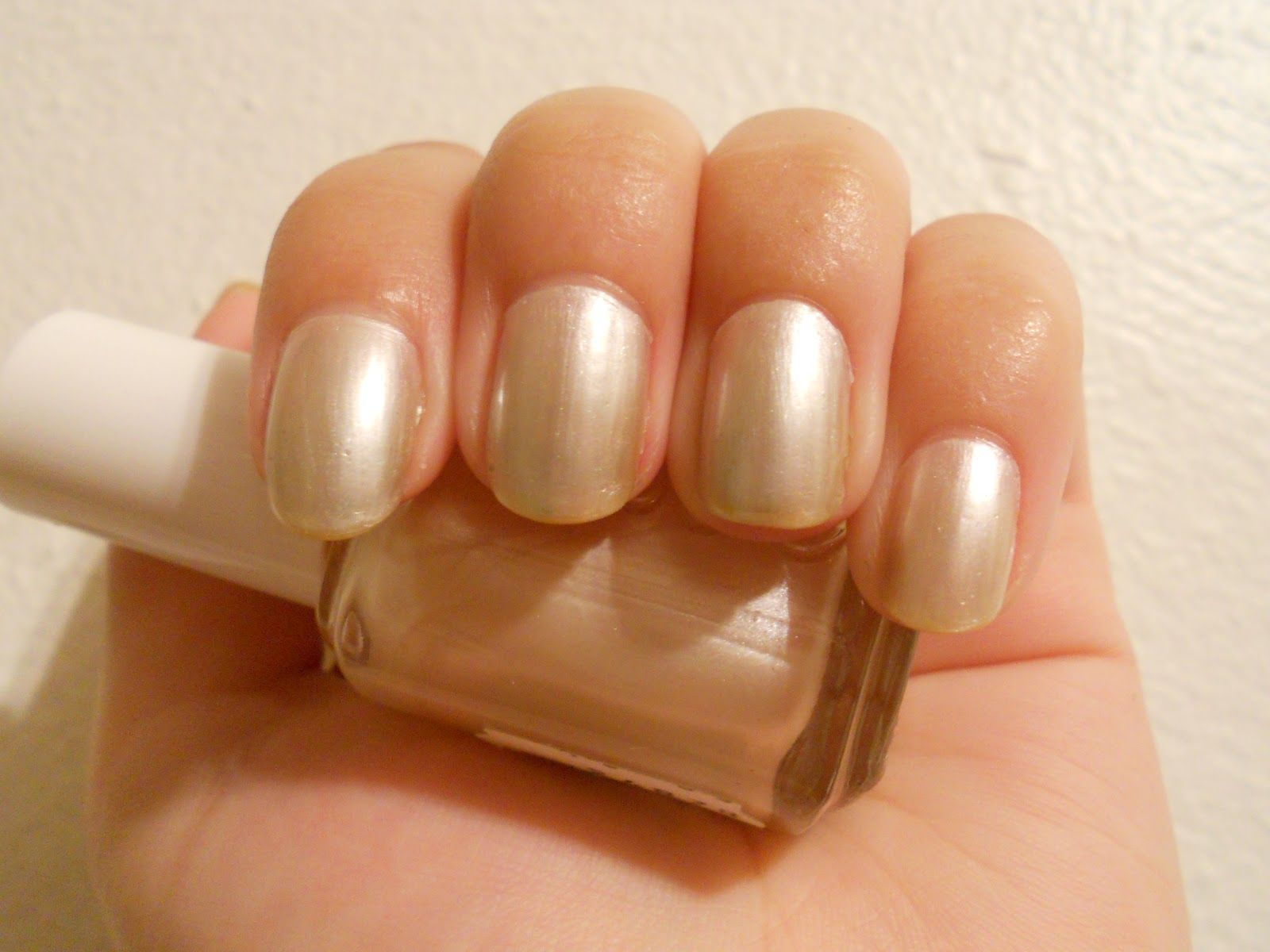 Pretty Essie nail polish I just bought called \