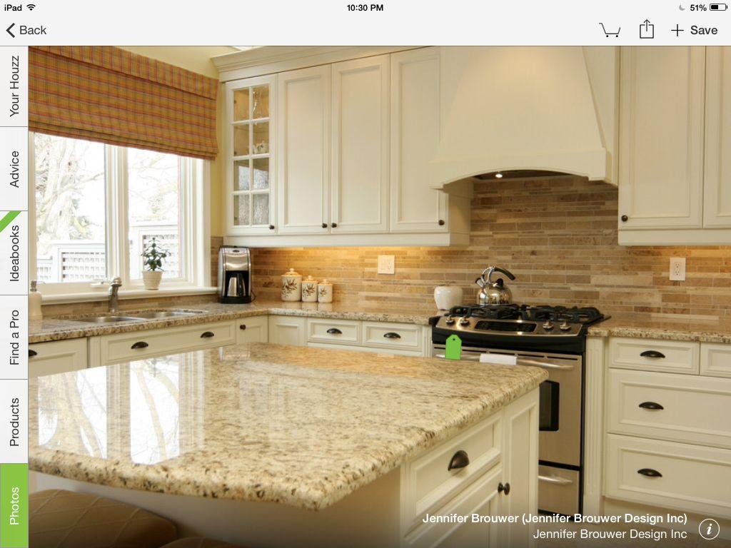 White Cabinets Backsplash Kitchen Backsplash Ideas With