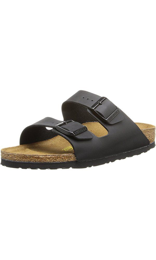 b64088a903e Birkenstock Arizona Sandal - Women s Black Birko-Flor 36 Narrow Best Price
