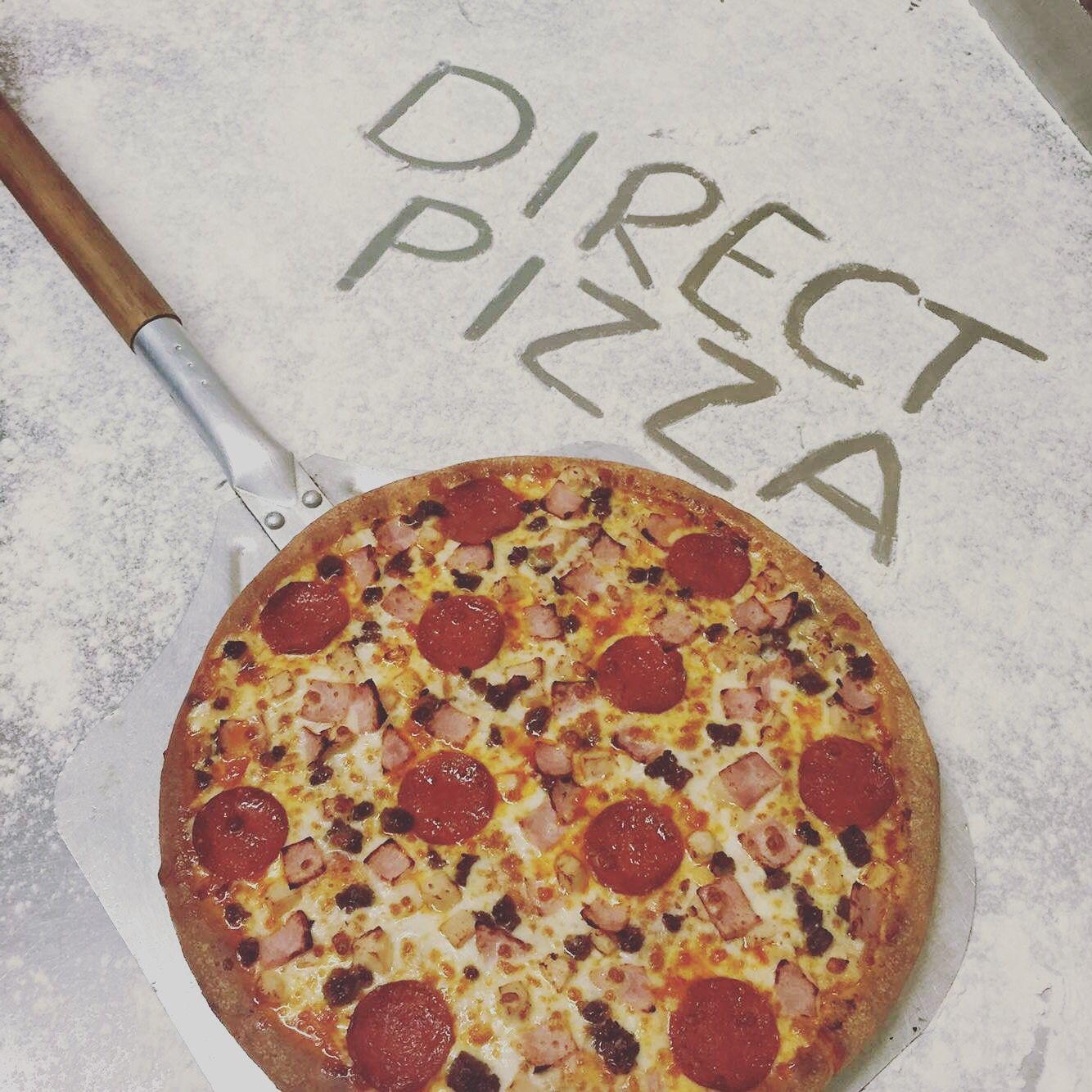 Pepperoni Pizza, Pizza, Food