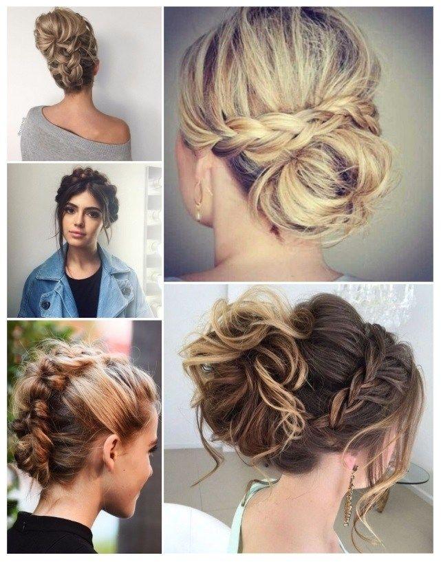resultado de imagen para peinados de trenzas - Peinados Con Trenzas