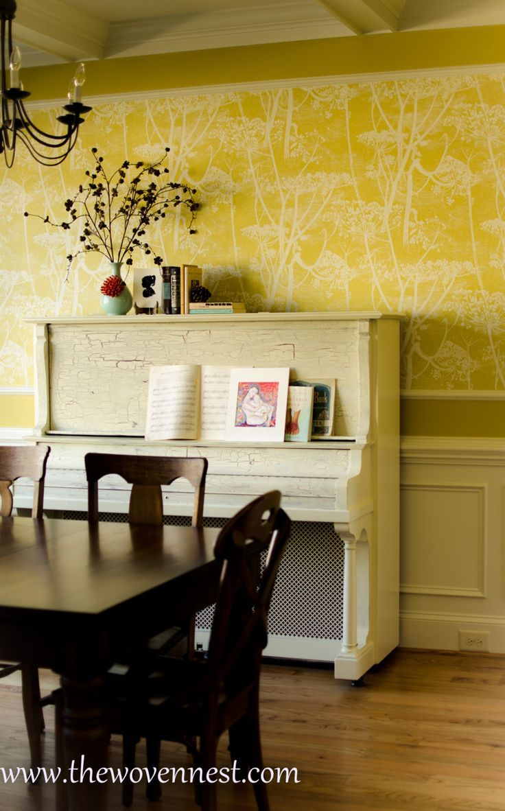DIY Painted Piano | visit tumblr com