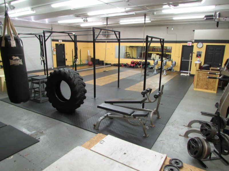 Image result for Determination of Gym ground surface and Fitness Equipment