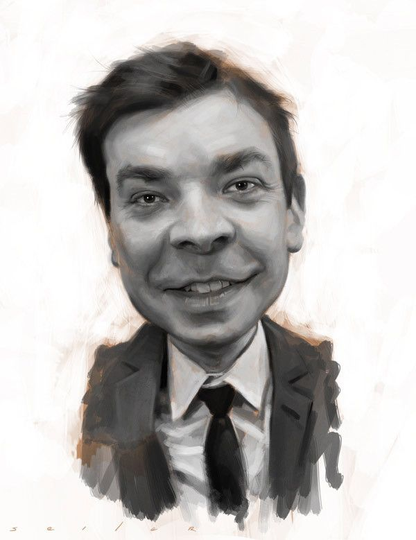 39 Things You Learn About Jimmy Fallon by Hanging Out With Him