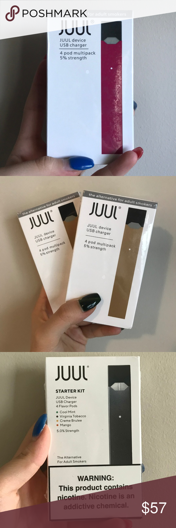 Juul Colors