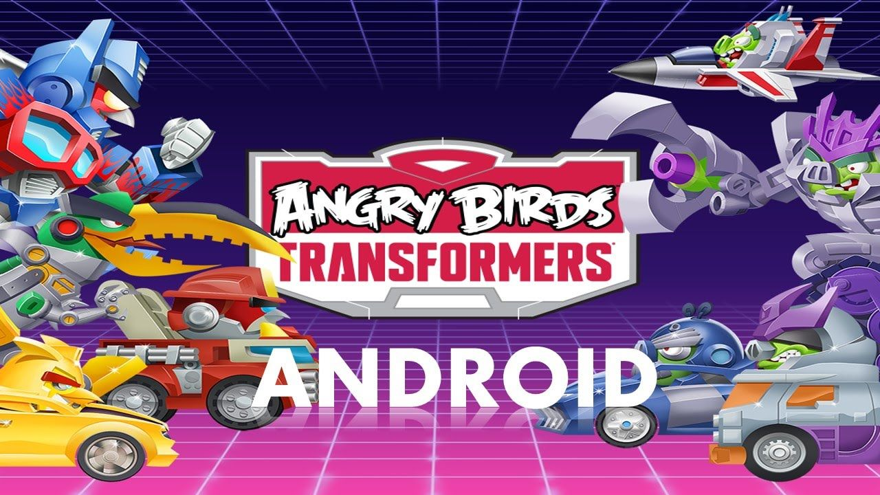 Angry Birds Transformers Gameplay Android Com Imagens