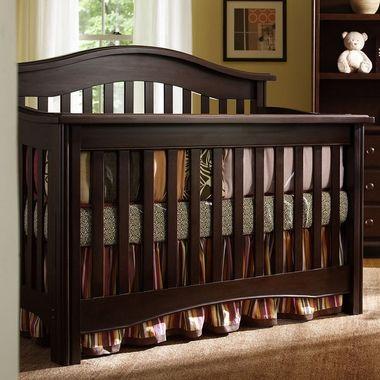 Nursery · Bonavita Hudson Lifestyle II Crib ...