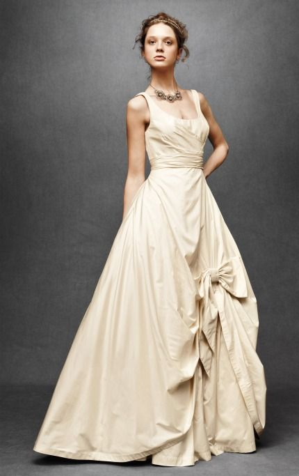 Want a Sneak Peak of the New Anthropologie Wedding Dress Collection ...