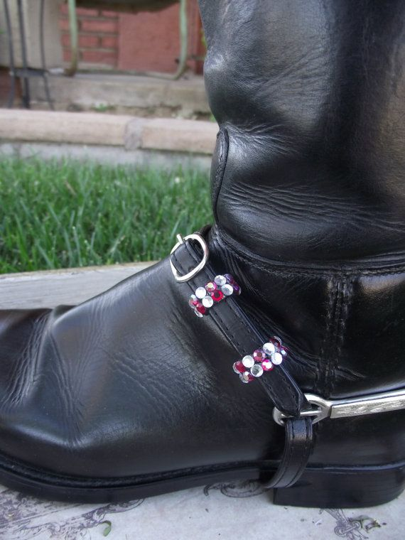 Pin By Gloria Gearhart On My Style Spur Straps Equestrian Style Straps
