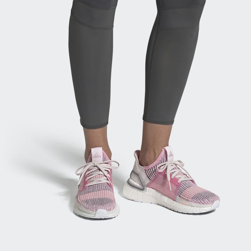 Ultraboost 19 Shoes in 2020 | Pink
