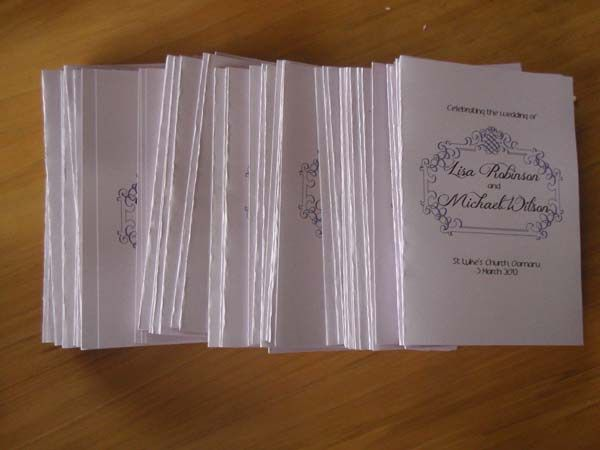 Wedding Order Of Service Wording Template List Everything You Need To Include Plus