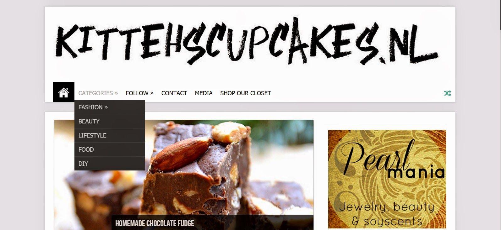 -x 'Lucindaaaa: ~DIY - Ontwerp een logo voor Kittehscupcakes.nl