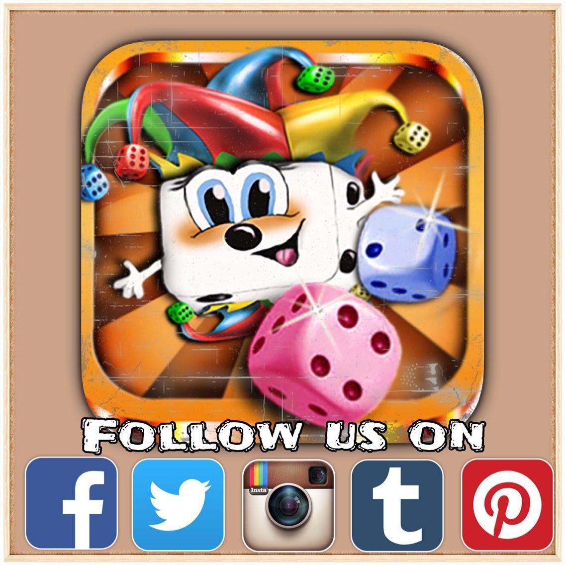 Follow us! facebook pinterest twitter instagram yatzy