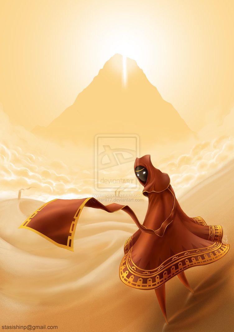 The Journey } My longest journey - Journey fan art | Journey