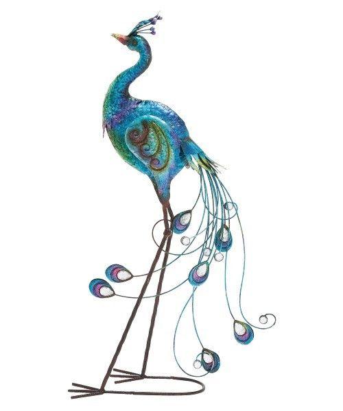 Elegant Allthingspeacock.com   Peacock Garden Decor