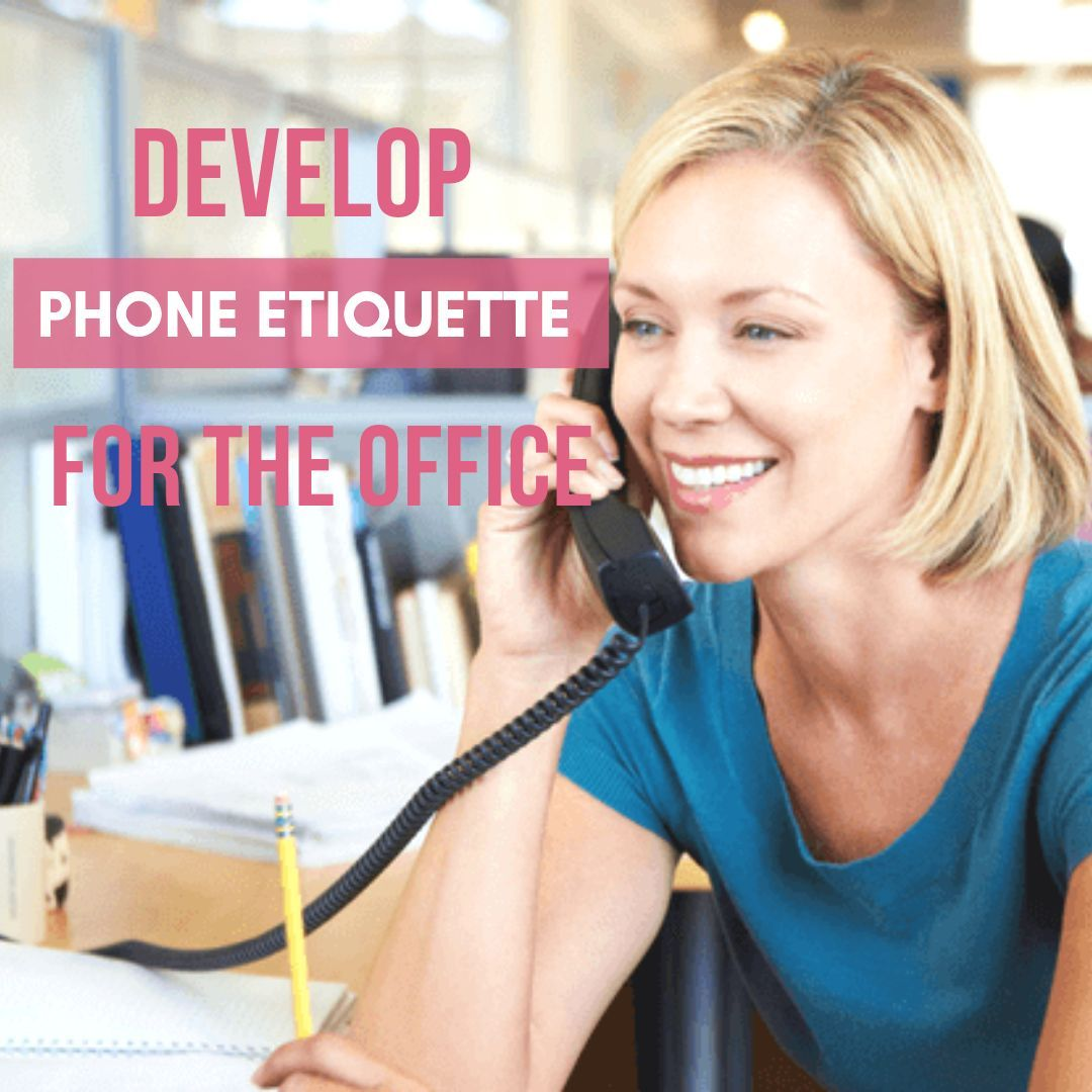 A Few Tips On Phone Etiquette -Have A Formal Greeting