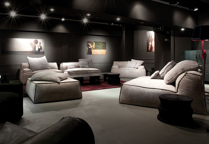 Baxter damasco sofa sit sofa pinterest the o 39 jays for Divano damasco baxter