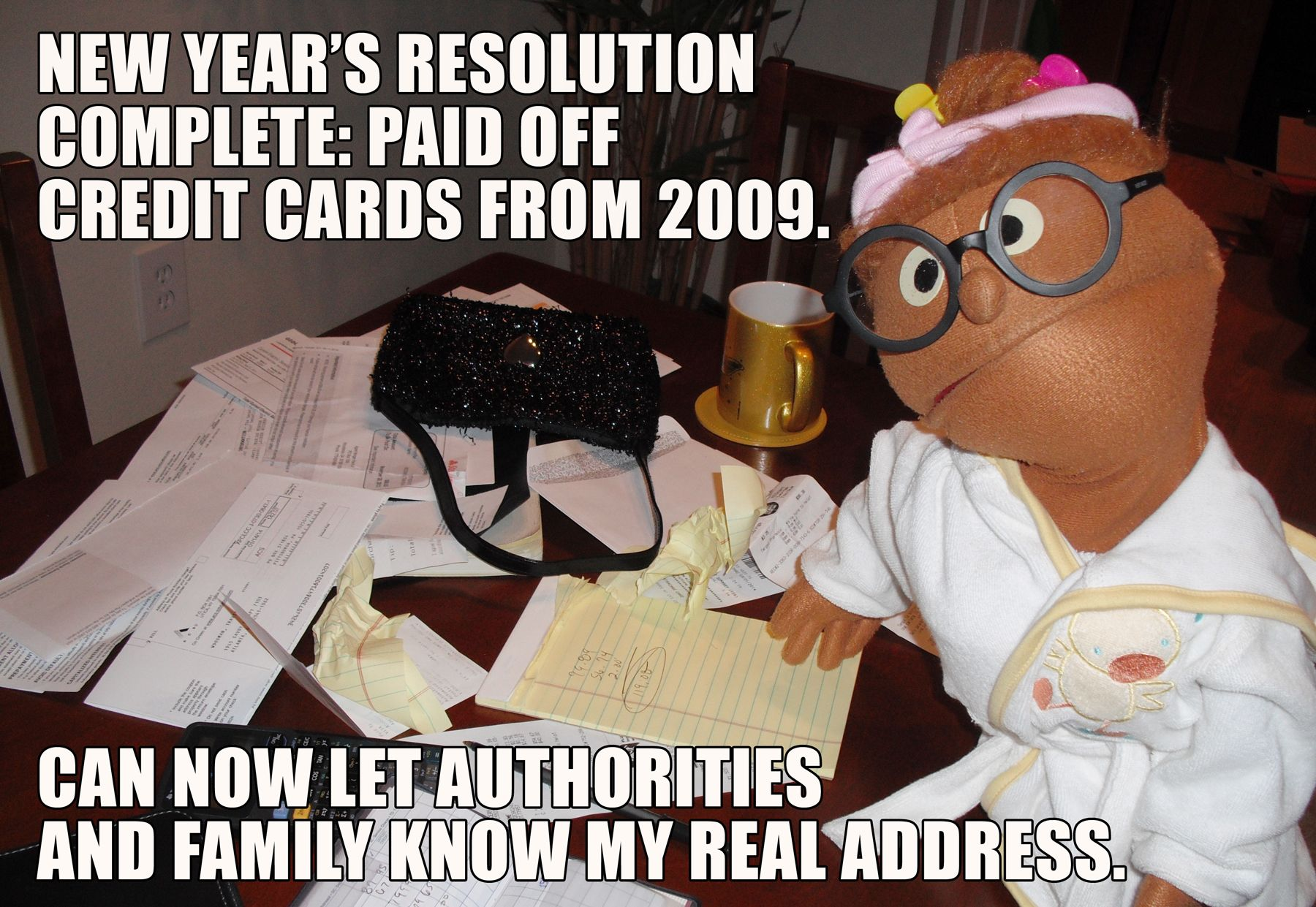Pin by Travis Woodman on Comedy New year resolution meme