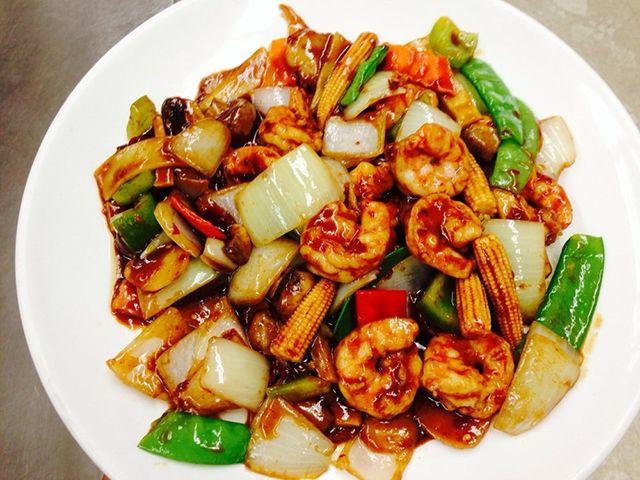 Sha Cha Shrimp Sha Cha Sauce Recipe Seafood Recipes Food
