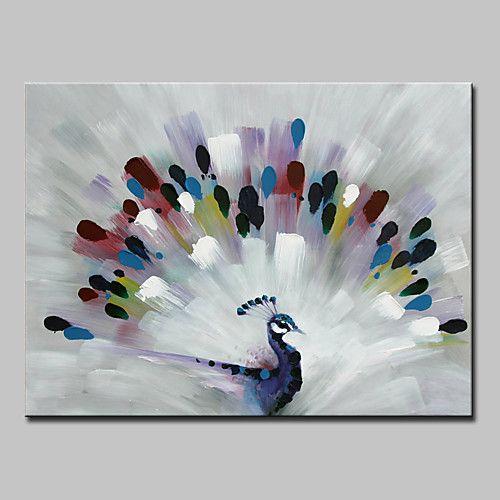 Peinture à l'huile Hang-peint Peint à la