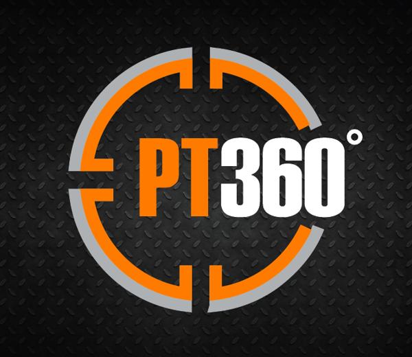 PT 360 Design Work on Behance Fitness branding, 360