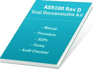 AS9100 revision D standard requirements including AS9100