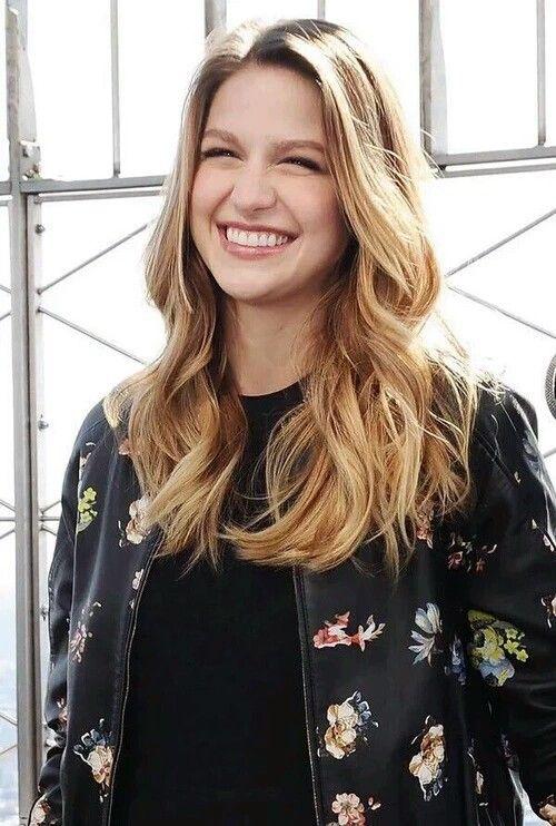 Melissa Benoist Smile