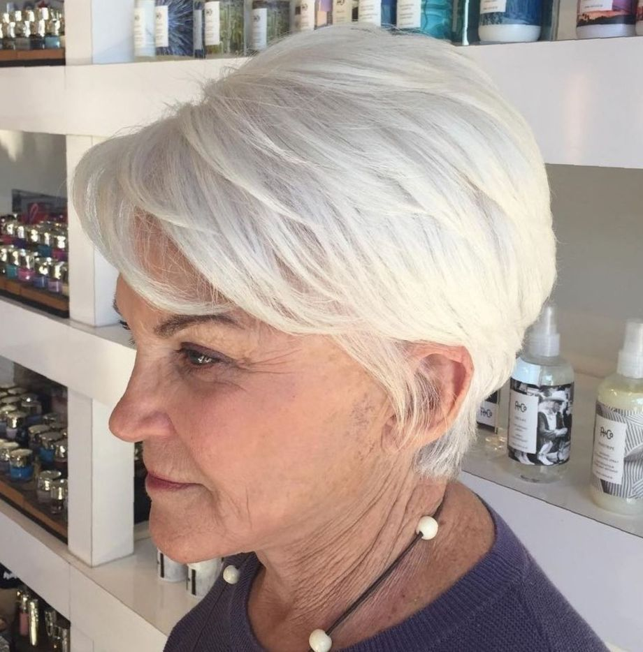 Hairstyles For Women Over 50 Fall Hairstyles Pics Of