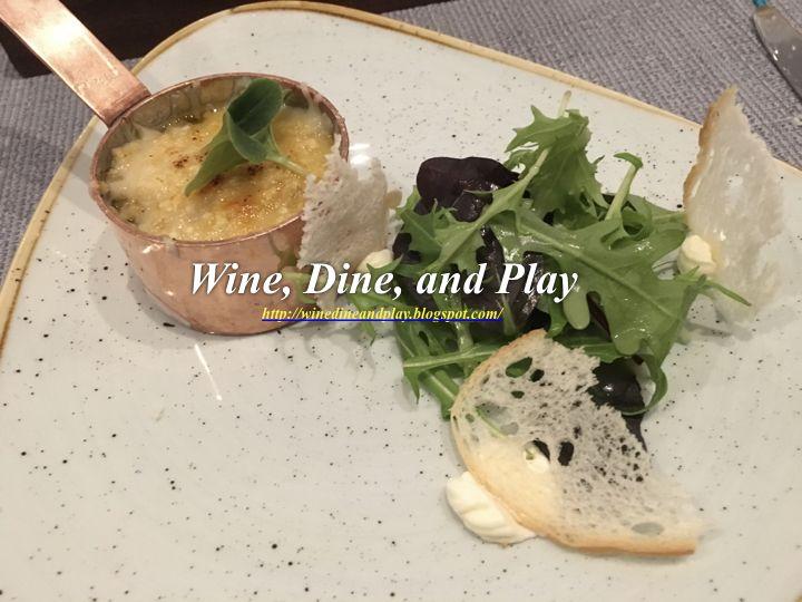 Table Spanish Bistro At The Hilton Dubai Creek Offers A Wonderful - Table 9 menu