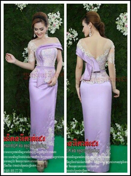 Pin von aikin 77 auf Cambodia dress | Pinterest